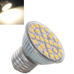 CARAVANIA - LED 220V E27 Luz Blanca 6W 480lm