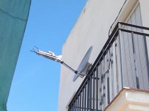 Antena Telecentro Benagéber