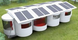Caravana Solar Modular